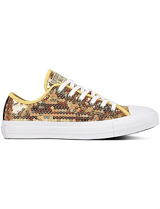 CT All Star Sequined - Ox Sneaker