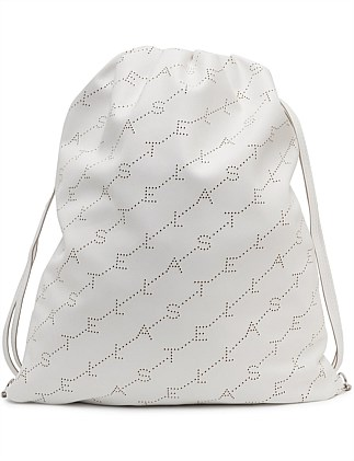 Perforated Soft Backpack