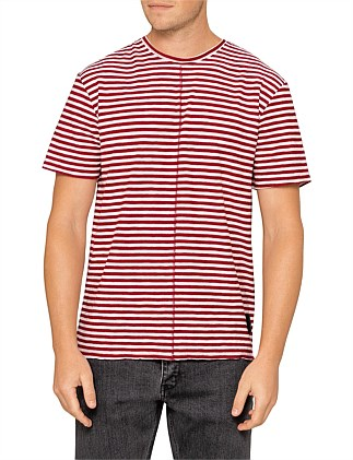 Regular Recut Stripe Tee