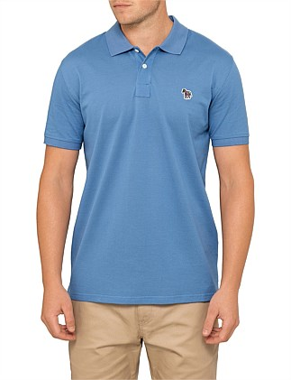 Mens Ss Reg Fit Polo Shirt