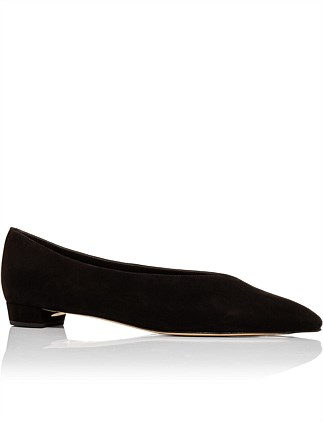 a16f45aff9b6 Constance Suede Ballet On Sale
