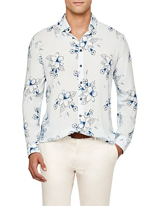 Alger Relaxed Fit Floral Shirt