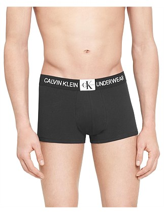 MONOGRAM COTTON TRUNK