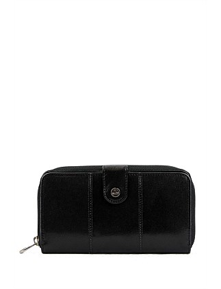 CELLINI EDEN HERITAGE ZIP AROUND WALLET