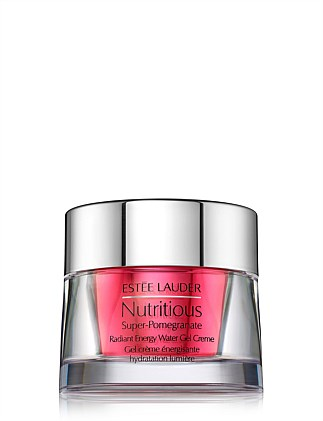 Nutritious Super-Pomegranate Radiant Energy Water Gel Crème