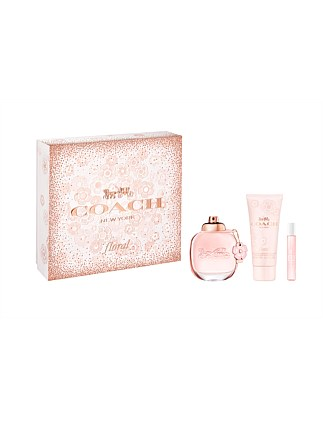 Coach Woman Floral EDP 90ml Gift Set