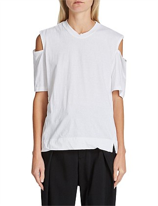 Boxy Cut Out T.Shirt