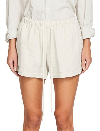 Washd Herringbone Holiday Short