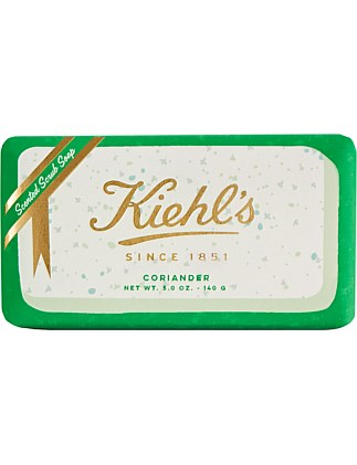 X18 HOLIDAY LIMITED EDITION BAR SOAP - CORIANDER
