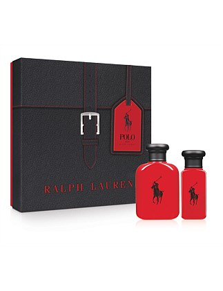 Polo Red EDT 75ml Gift Set