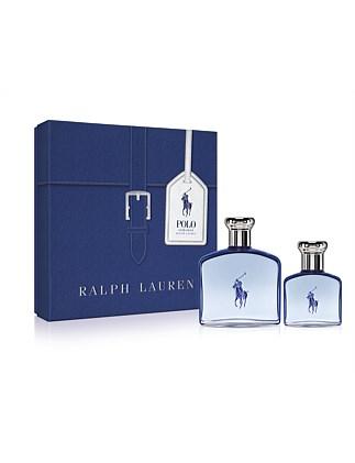 Polo Ultra Blue 125ml Gift Set. Ralph Lauren Fragrance 25c13f737