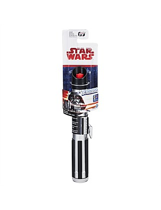 Star Wars E8 RP EXTENDABLE LIGHTSABER AST