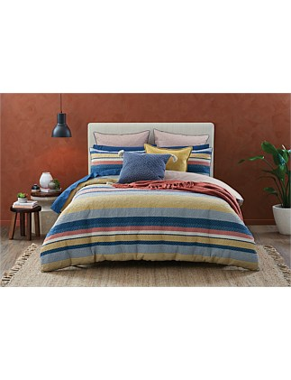 HIRO QUEEN BED QUILT COVER
