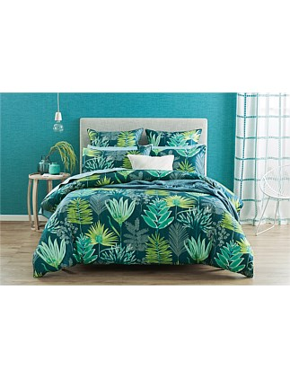 YASUNI SINGLE BED QUILT COVER
