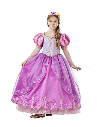 LIMITED EDITIONAL RAPUNZEL COSTUME