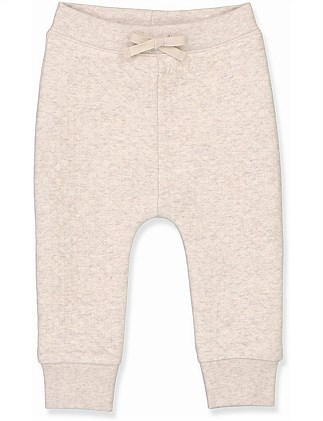 Quilted Pant (Baby Boys 0-2)