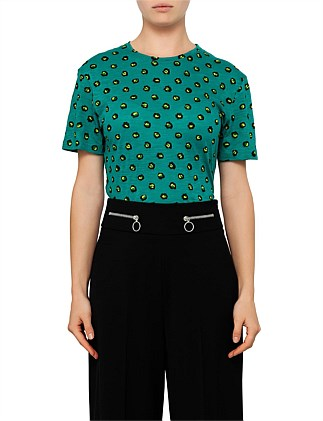 45d115700c4 Shore Sleeve T-Shirt-Printed Tissue Jersey On Sale