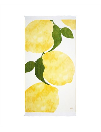 Lemonia Towel