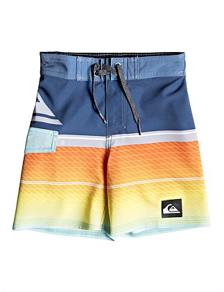 Highline Slab Boy 12 Boardshort (Boys 2-7 Yrs)