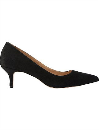 Ivy 55mm Suede Pump