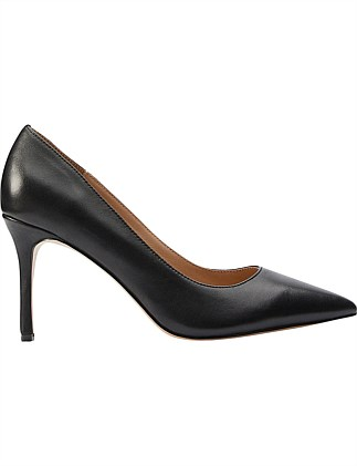 Ivy 85mm Leather Pump