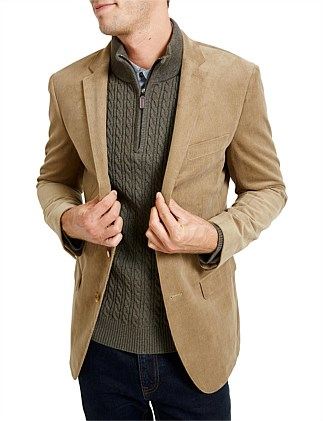 Andrews Cord Item Jacket