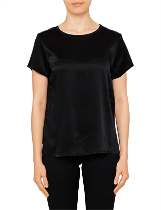 CELLULA SHORT SLEEVE TOP