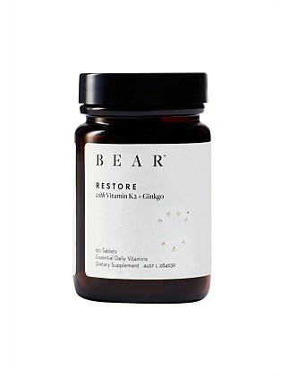 BEAR Essential Daily Vitamins - Restore