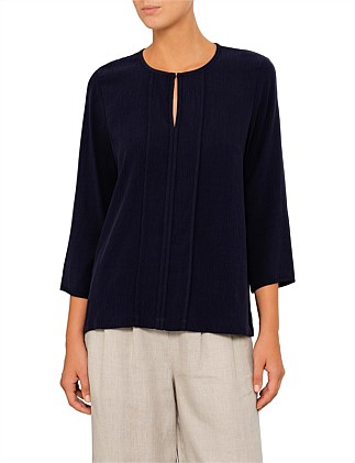 Panel Front Blouse