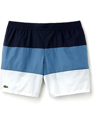 Colour Block Swim Short