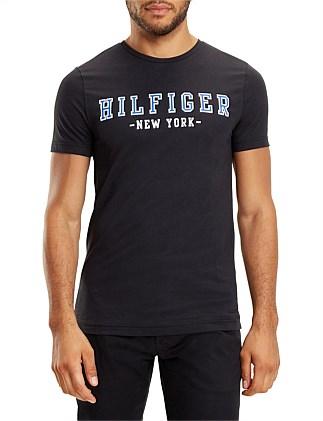 a630884e WCC HILFIGER OUTLINE TEE Special Offer On Sale. Tommy Hilfiger