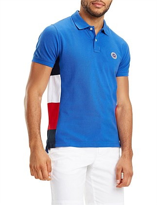 WCC TOMMY SIDE PANEL SLIM POLO