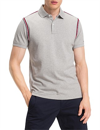 TOMMY TAPE SLIM POLO