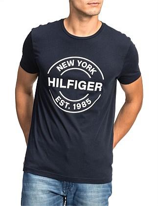 d147bd239 HILFIGER CIRCLE Exclusive. Tommy Hilfiger