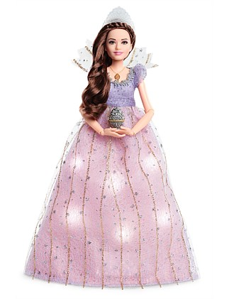Barbie Disney Clara's Light Up Dress Barbie Doll