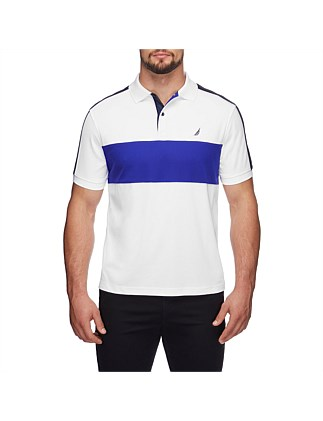 TEC HERITAGE BLOCKED POLO