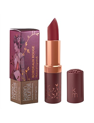 Bordeaux Rouge Natural Lipstick