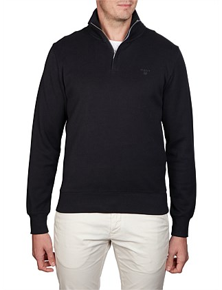 O2. SACKER RIB HALF ZIP