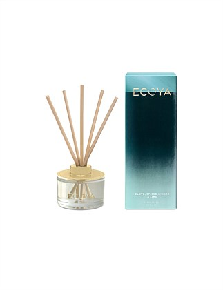 Christmas Mini Reed Diffuser - Clove, Spiced Ginger & Lime