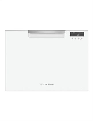 DD60SCTW9 7 PLACE SETTINGS SINGLE DISHDRAWER DISHWASHER