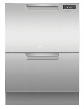 DD60DCX9 14 Place Settings DOUBLE DISHDRAWER DISHWASHER