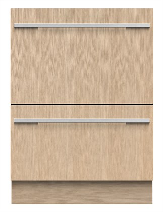 DD60DI9 14 Place Settings DOUBLE DISHDRAWER DISHWASHER