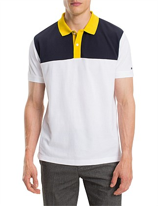 b9447b197 WCC COLORBLOCK REGULAR POLO Exclusive. Tommy Hilfiger