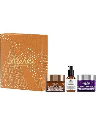 X18 KIEHLS HOLIDAY SUPER POWERFUL SET