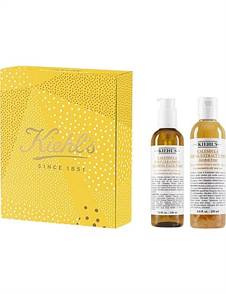 X18 KIEHLS HOLIDAY CALENDULA SET