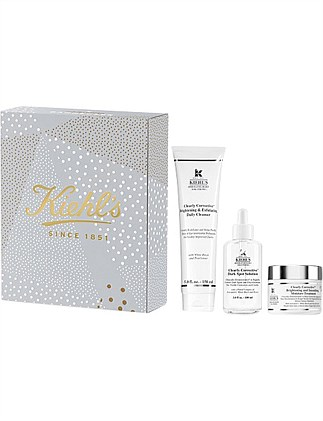 X18 KIEHLS HOLIDAY CLEARLY CORRECTIVE SET