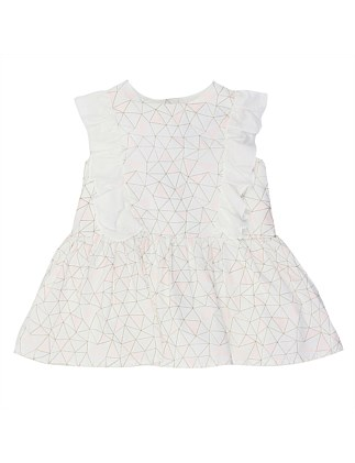 High Tea Geo Dress(000-2Yr)
