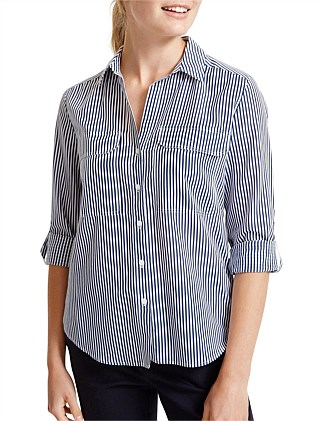 ZOE STRIPE SHIRT