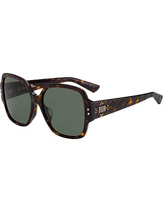 29f6cf84bd Lady Dior Stud Sunglasses