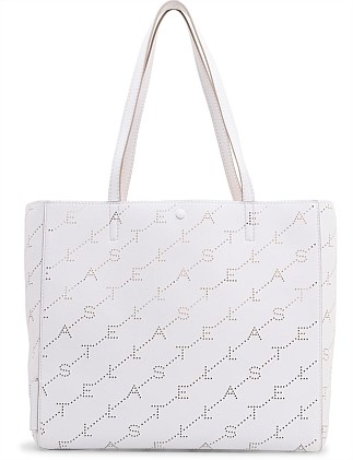 Perforated Small Tote Bag